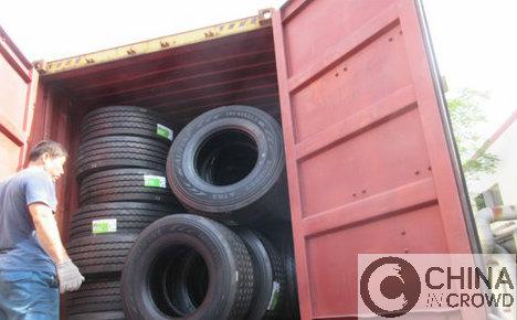 Proyecto_Importacion neumaticos camion