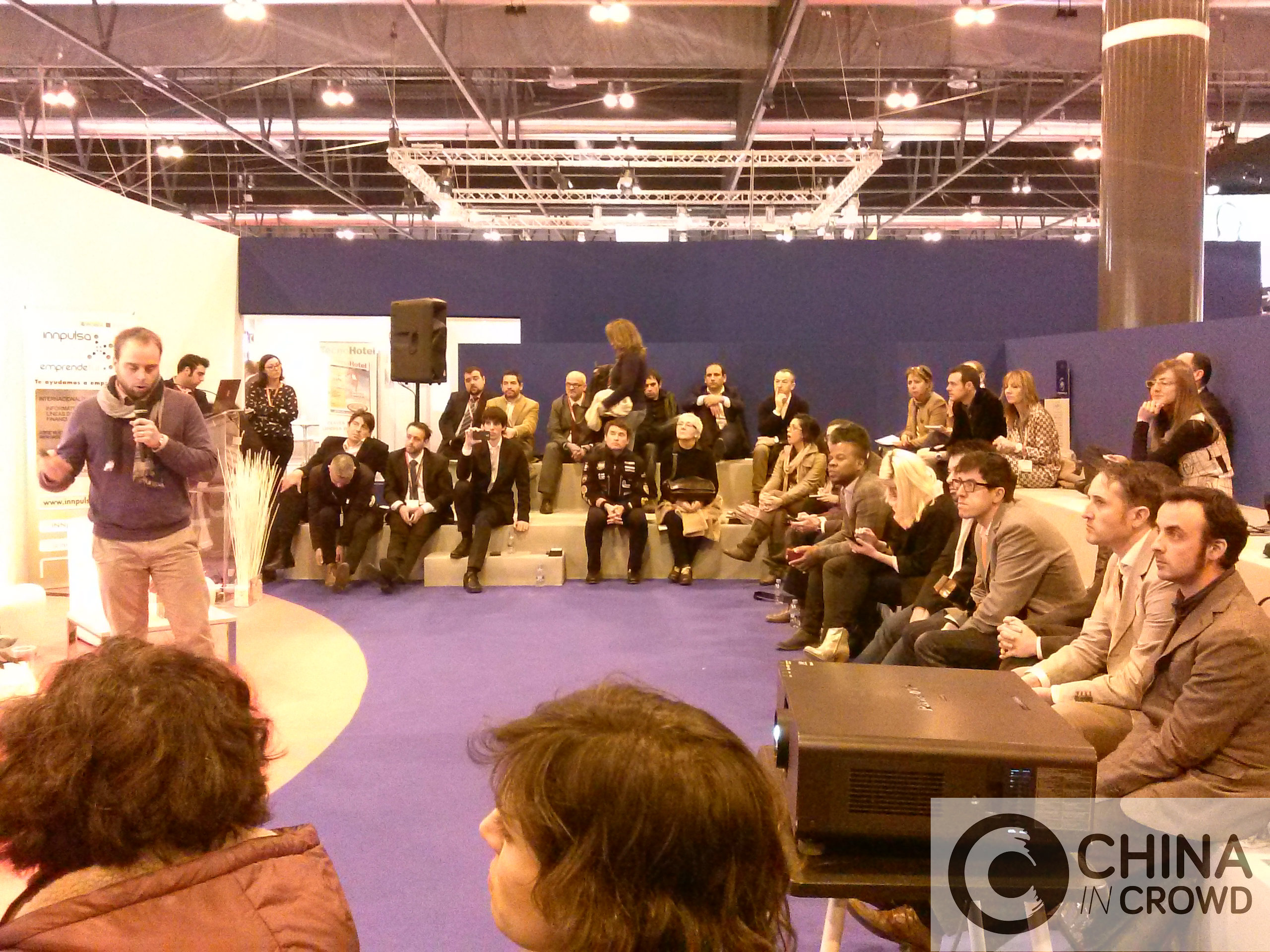 FITUR 2014 feria turismo Madrid_CHINA IN CROWD