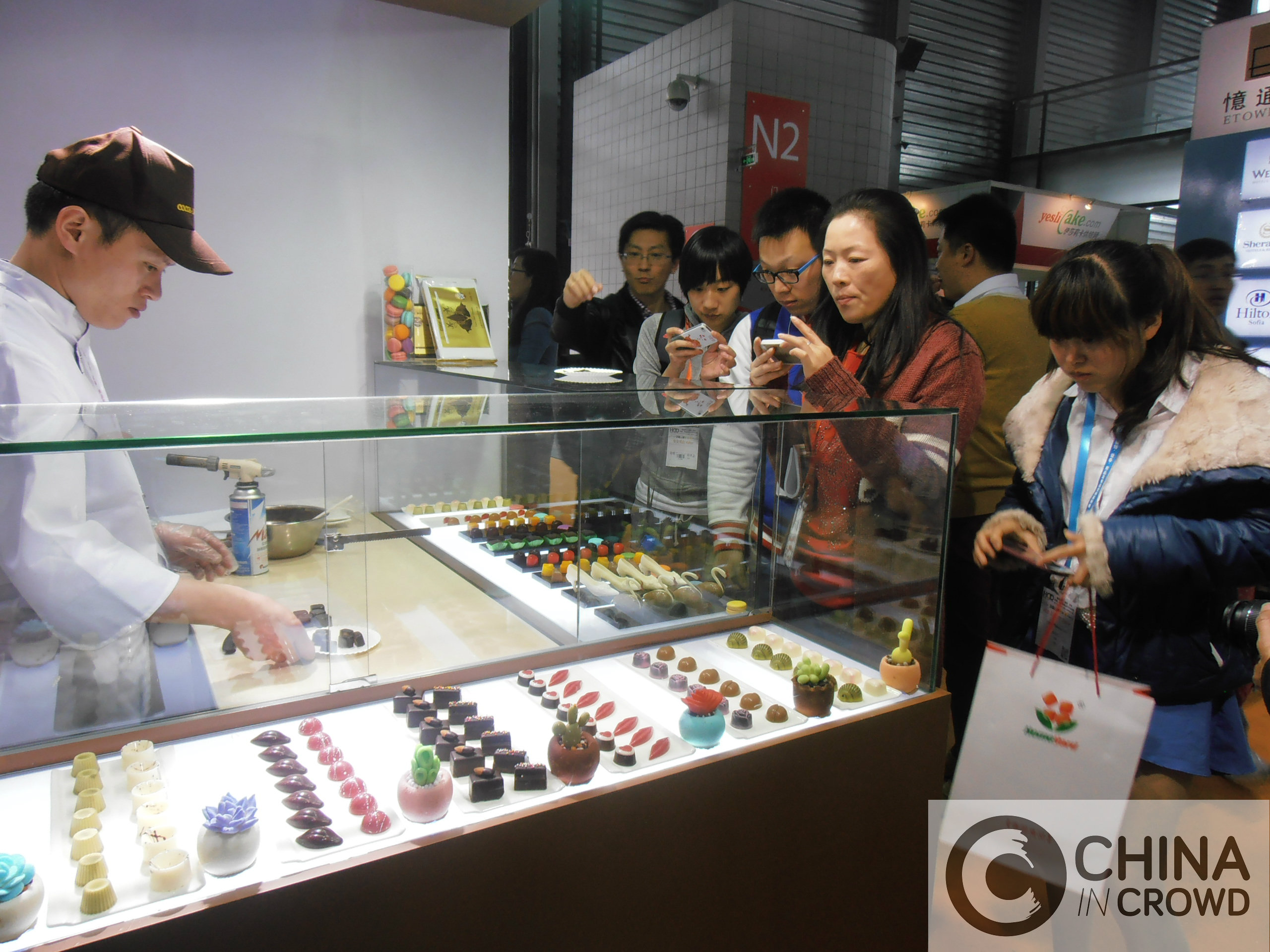 Hotelex FoodFine Shanghai 2014_CHINA IN CROWD