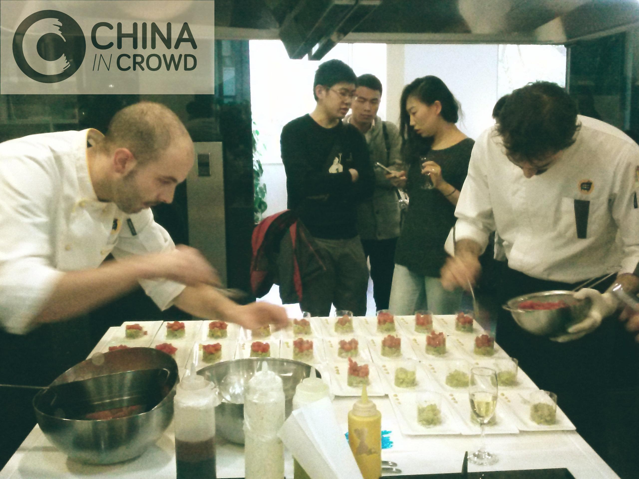 Turismo chino en España, gastronómico y FITUR 2015