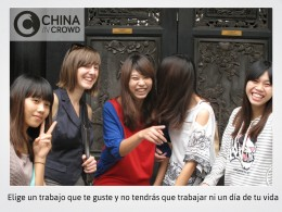 Intercambio cultural China - España