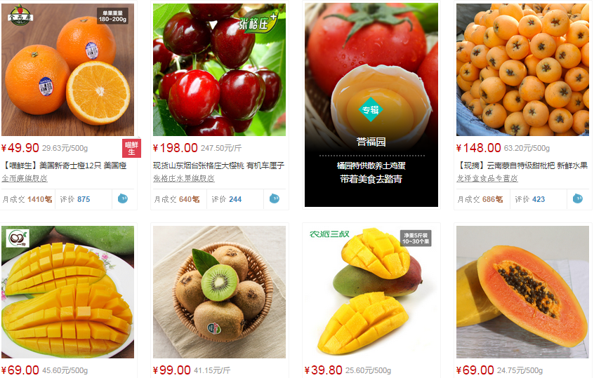Venta fruta online en China_CHINA IN CROWD