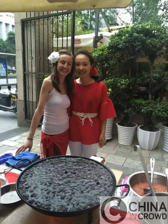 Alimentacion española canal HORECA China